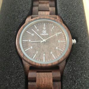 UWOOD Natural Wood Watches